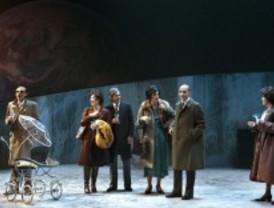 Una luna muy particular, en el Teatro de la Abadía