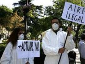 Ecologistas en Acción denuncia la alta contaminación atmosférica de Madrid
