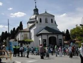 Los paseos del Quince de Mayo y la Ermita del Santo permanecerán cerrados al tráfico por las fiestas de San Isidro