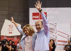 Rubalcaba y Valenciano: