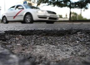 Neumaticos de segunda mano y carreteras deterioradas, una combinación fatal