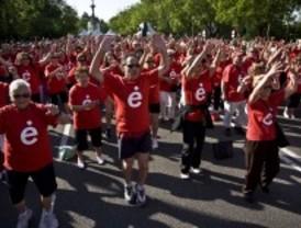 Un total de 101.440 personas participan en el programa Enforma, que lleva el deporte a los parques