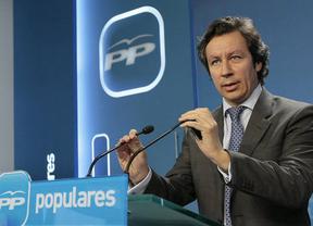 Floriano dice que Esperanza Aguirre sería una magnífica candidata para Madrid