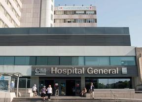 Fachada Hospital Universitario La Paz