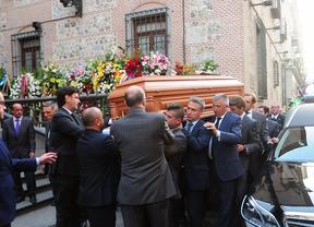 La misa funeral por Isidoro Álvarez será este jueves en la Parroquia de San Francisco de Borja