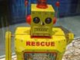 Una exposición muestra la evolución de los robots
