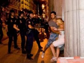 Identificados varios de los antidisturbios que agredieron a ciudadanos en Madrid