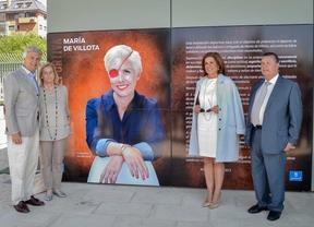 María de Villota ya tiene su polideportivo en Butarque