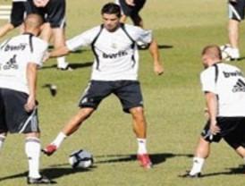 El Real Madrid entrena a puerta abierta este viernes