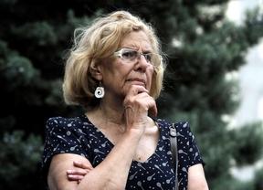 Manuela Carmena y Pepe Mújica acuerdan en una reunión