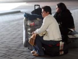 12.000 viajeros, afectados por la huelga de Auto Res