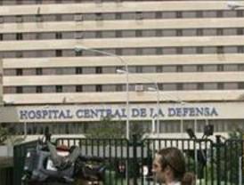 Diez iraquíes, heridos en un atentado, llegan a Madrid para recibir asistencia