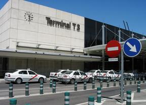 Barajas fue el segundo aeropuerto con más caída de viajeros en 2012