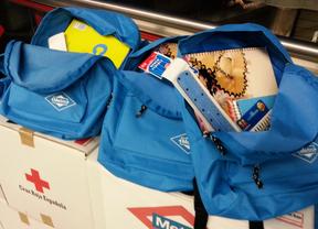Metro recoge material escolar para la 'vuelta al cole'