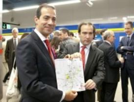 El nuevo plano de Metro 'para' en Vodafone Sol