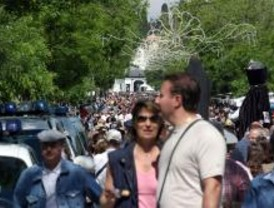 Madrid rinde homenaje a San Isidro