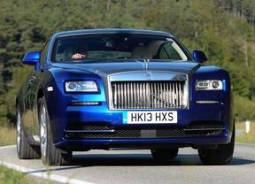 Rolls-Royce, una evolución trasnochada y cursi