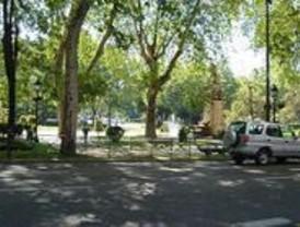 Los conductores sólo tendrán dos carriles por sentido en el Prado