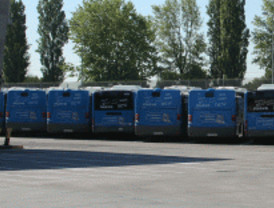 Sanchinarro tendrá una cochera para 450 autobuses