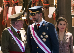 Madrid blindado: Interior restringirá el espacio aéreo y elevará la alerta antiterrorista por la coronación
