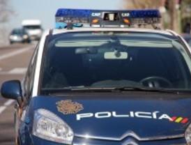 Unos atracadores intentan huir de la policía arrojando al suelo 700 euros en monedas