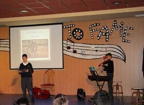 Recital poético en Casvi
