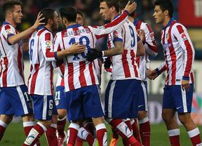 El Atleti se cita con el Madrid
