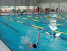 Valdemoro oferta un programa acuático para personas con movilidad reducida