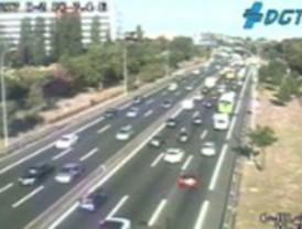 Numerosas complicaciones en las carreteras de la región