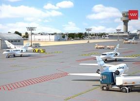 vista virtual aerodromo El Alamo