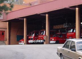 Los bomberos no intervendrán con la policía en medio,