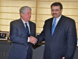 La Cámara de Comercio retomará las relaciones comerciales con Egipto después de las elecciones