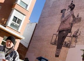 El Ayuntamiento apoyará proyectos artísticos para 'maquillar' Madrid