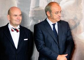 Fernando Villalonga y Pedro Corral