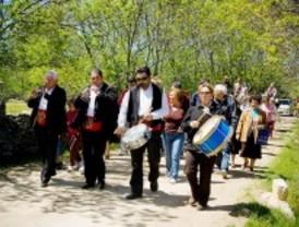 Becerril de la Sierra celebra la Cruz de Mayo