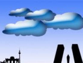 Cielos nubosos y temperaturas en descenso