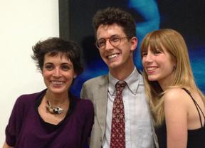 El Grupo Madridiario se cuela en el rodaje de 'Epitafios'