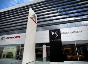 Nueva sede de Citroën en Las Tablas