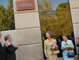 La Reina inaugura la nueva sede de la Escuela Superior de Música en la PLaza de Oriente