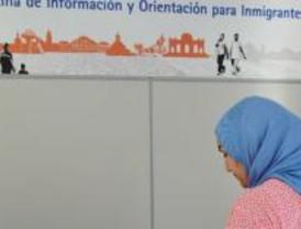 Aumentan los extranjeros atendidos por desempleo