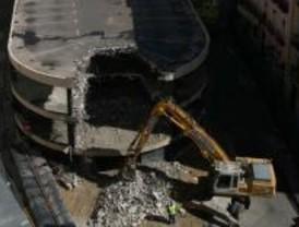 El Ayuntamiento recupera cinco aparcamientos por quiebra de las empresas constuctoras