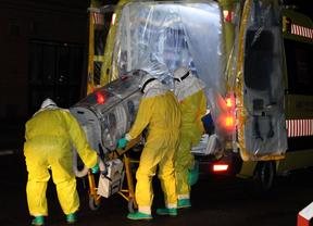 Repatrición del religioso enfermo de ébola Manuel García Viejo