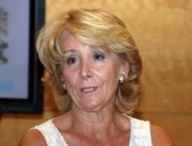 Mato asegura que Aguirre está 'absolutamente comprometida' con Rajoy