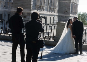 La fotografía de bodas se 'reinventa'