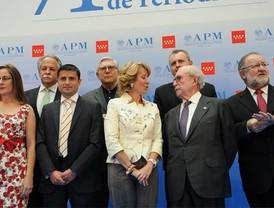 La Asociación de la Prensa entrega sus premios 2009
