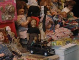Trueque de juegos y juguetes en Carabanchel