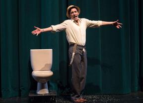 Mierda de artista, el mundo del arte al teatro