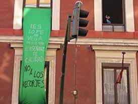 Los interinos convocan huelga indefinida