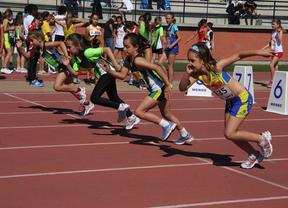 400 atletas participaron en el I Trofeo Club Polideportivo Getafe de Pista