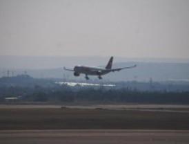 Desviado a Valencia un vuelo desde Brasil por la niebla
